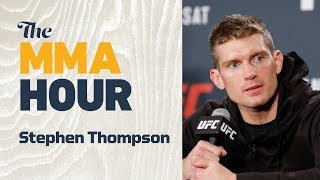 Stephen Thompson 'Not That Impressed' by Darren Till