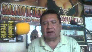 NOTICIEROS HABLANDO DE FRENTE SIN TEMOR A LA VERDAD