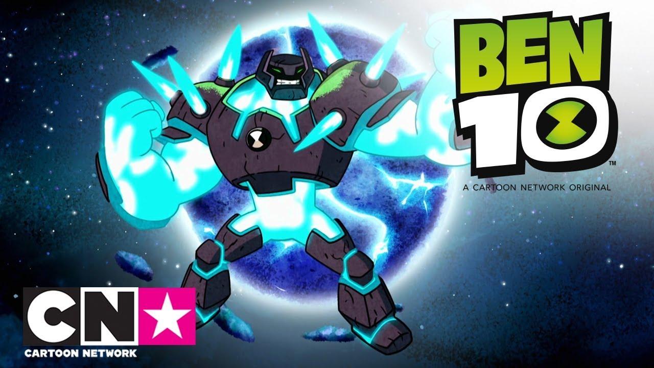 Sul Pianeta Di Roccia Shock Ben 10 Cartoon Network Italia Youtube