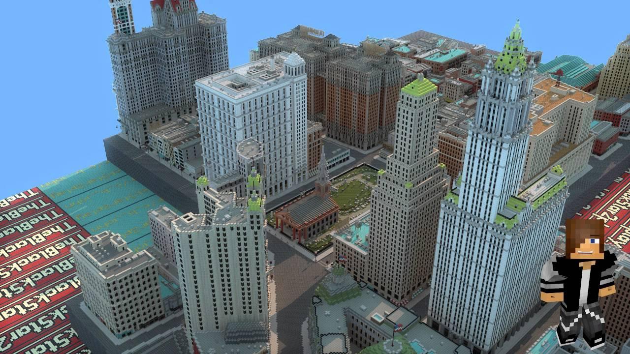 Карты Майнкрафт для Cinema 4d