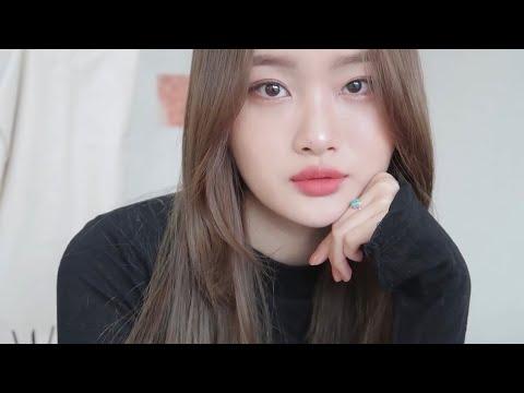 Как краситься по корейски