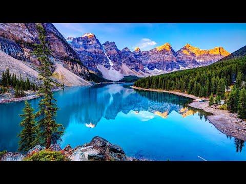 بحيرة لويز الكندية
