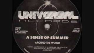 A SENSE OF SUMMER  -  AROUND THE WORLD
