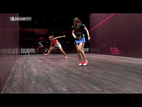 Squash tips: How to get greater control while also generating power!