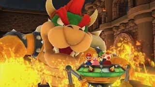 Mario Party 10 - Bowser Party - Chaos Castle (Team Bowser - Master CPU)