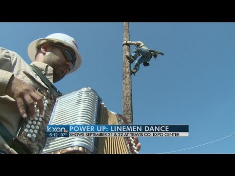 Dance company features Austin Energy linemen