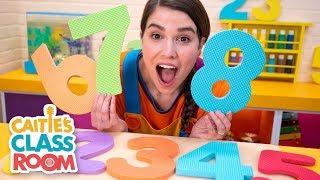 Number Fun - Caitie's Classroom Live!