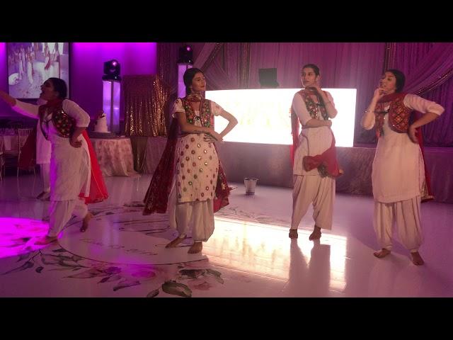Live singing & gidha | Sunehri Pippal Pattian