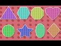 Learn Shapes | Video For Kids | Childrens Video