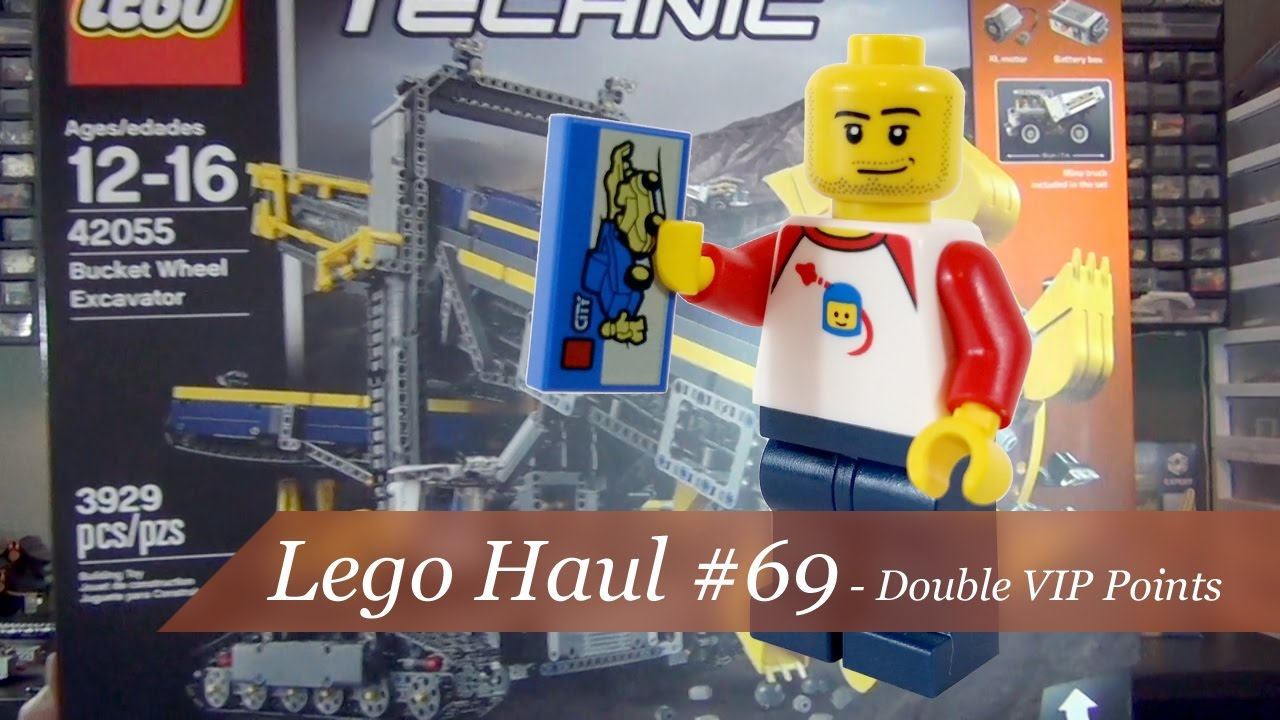 LEGO Haul #69 - Double VIP Point Order