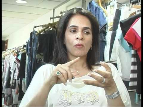 Anita Dongre (Fashion Designer) from Mumbai on ETV Yuva Bharat