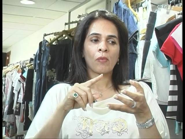 Anita Dongre Fashion Designer From Mumbai On Etv Yuva Bharat Youtube