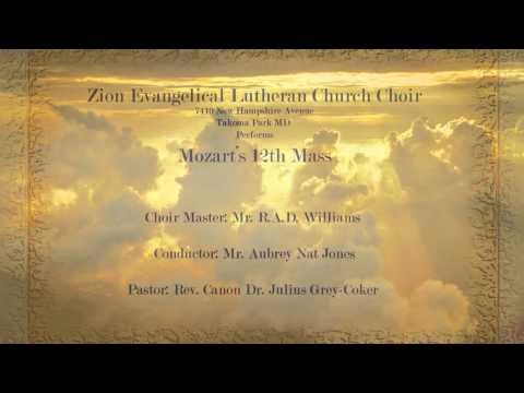 Zion Evangelical Lutheran Church Choir