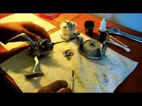 Deep Cleaning a Spinning Reel