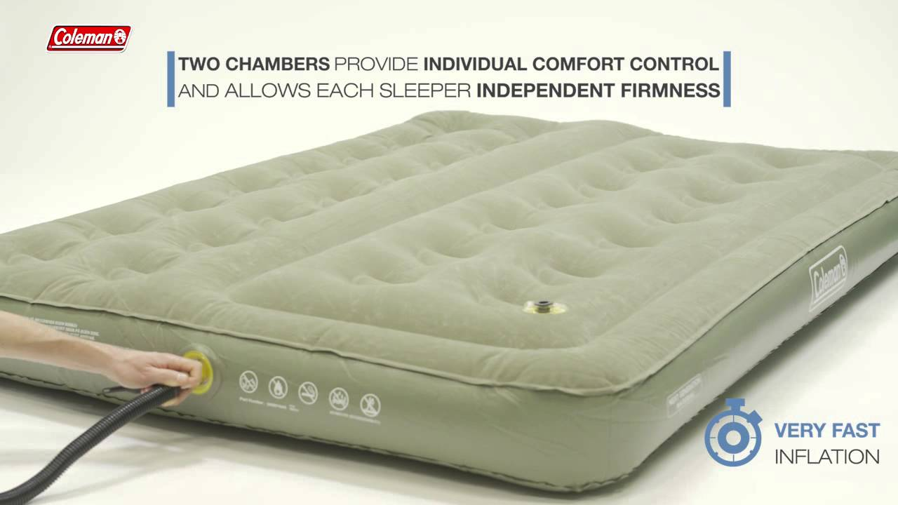 queen size air mattress coleman. YouTube Premium Queen Size Air Mattress Coleman M