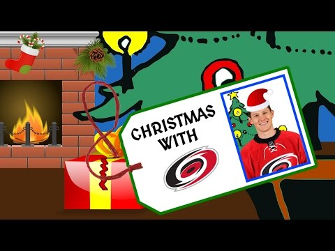 NHL Secret Santa: Carolina Hurricanes edition