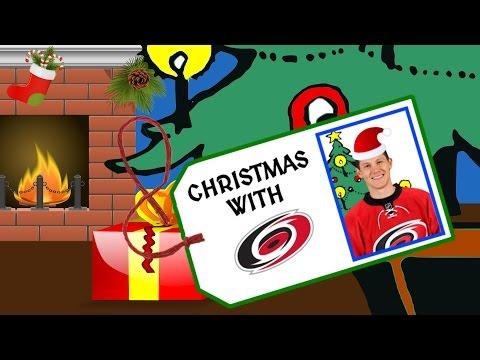 NHL Secret Santa: Carolina Hurricanes edition