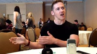 Interview With Executive Producer Jeff Davis of MTV's Teen Wolf at Comic-Con 2014 Thumbnail