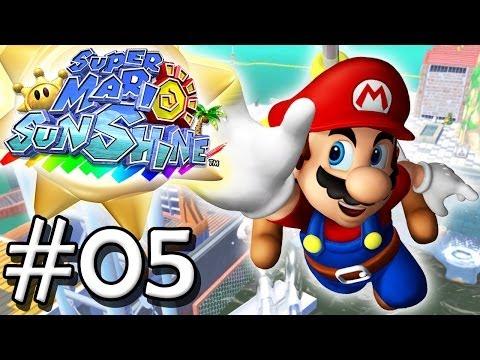 Karl Spiller Super Mario Sunshine: Del 5 - Drittfugl