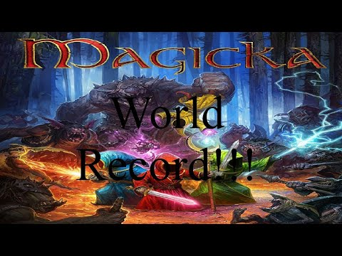 Magicka 2 Any % Speedrun 16:52 (Current World Record) |