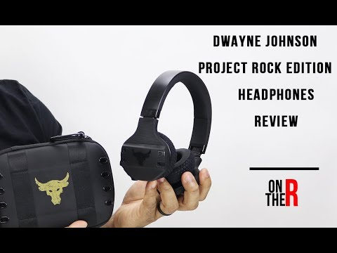 Under Armour Project Rock Edition Wireless Headphones Review