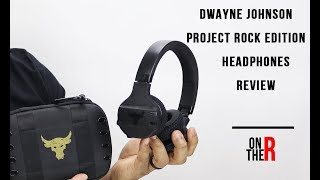 UNDER ARMOUR – PROJECT ROCK EDITION WIRELESS HEADPHONES REVIEW