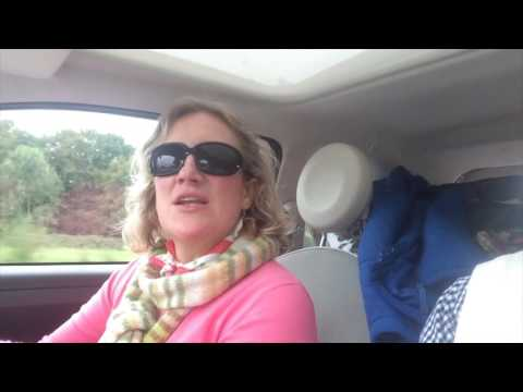 Driving from Cherbourg 2016