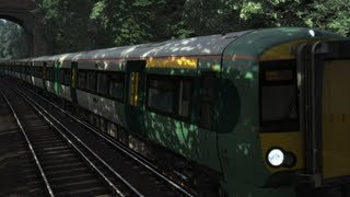 Train Simulator 2013: Commentary / HD Gameplay