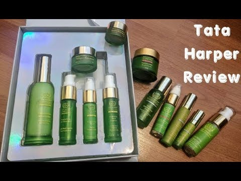 Huge Tata Harper Brand Review - 13 Products Tested!