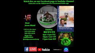 Paranormal Soup Ep 258 guest Rob Gutro