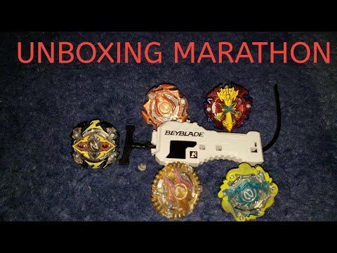 Unboxing Marathon | Hasbro |