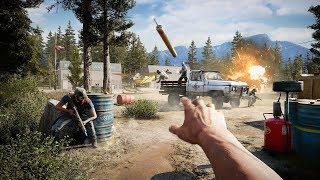Far Cry 5 Gameplay: Dutch
