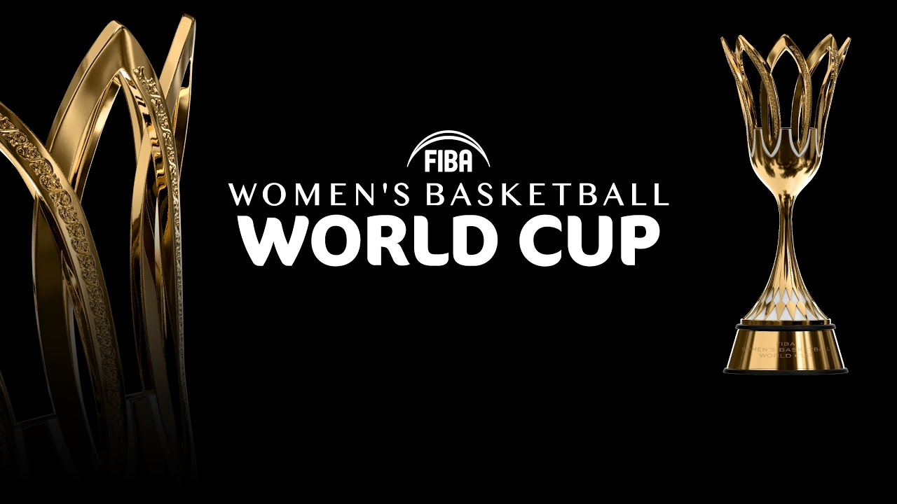 FIBA Women's Basketball World Cup Trophy Unveiled