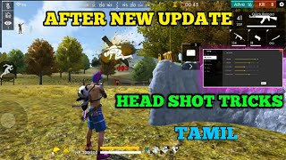 After Update Head Shot Tricks Tamil /Ranked Match Booyah Tips & Head Shot Tricks Tamil