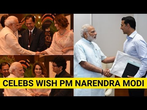 Happy Birthday PM Narendra Modi: Bollywood celebs send their wishes for the Prime Minister Mp3