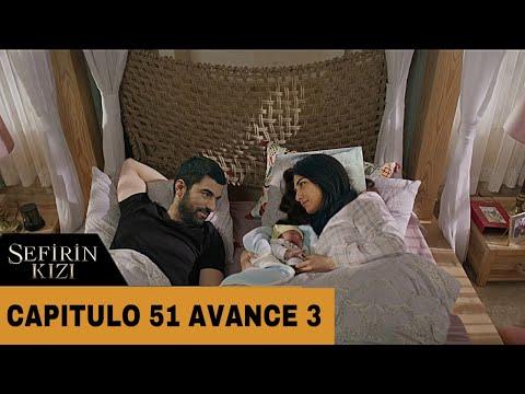 Sefirin Kızı (La Hija Del Embajador) Capítulo 51 Avance 3   Subtítulo En Español  