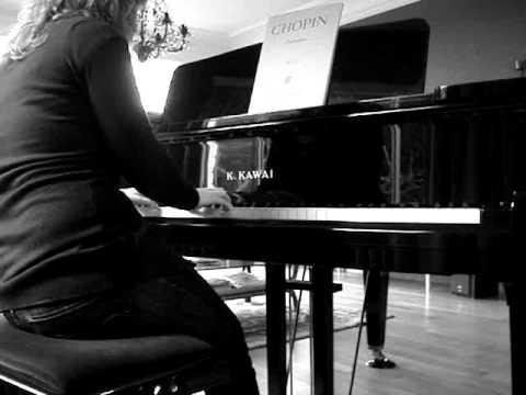 Runaway - The National (piano version)