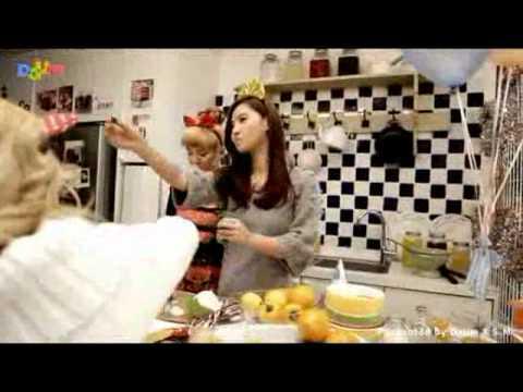 SNSD - Snowy Wish MV