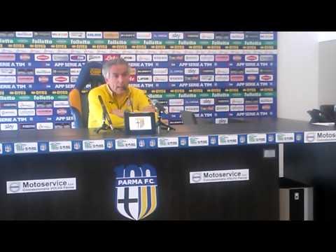 Caos Parma: lo sfogo di Roberto Donadoni (upload by COMeSER technology)