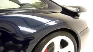 Carnauba wax  @ Eclectic Cars. Porsche 993 Turbo 2 Video