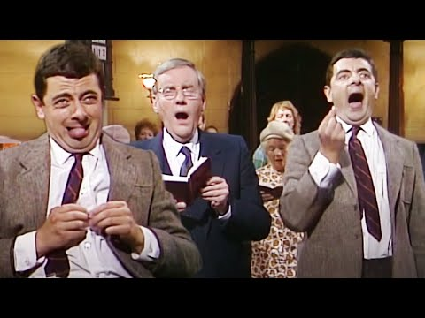 Sneaking Sweets Into Church! | Mr Bean Full Episodes | Mr Bean Official