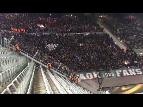 Dortmund - PAOK Edw Kai Toses Xiliades Xronia !!!!