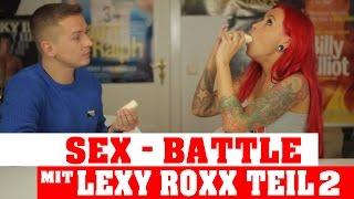 Se(ch)x Battles mit Lexy Roxx! Teil2