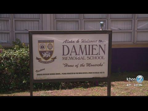 New appointed head of Damien Memorial School focuses on future