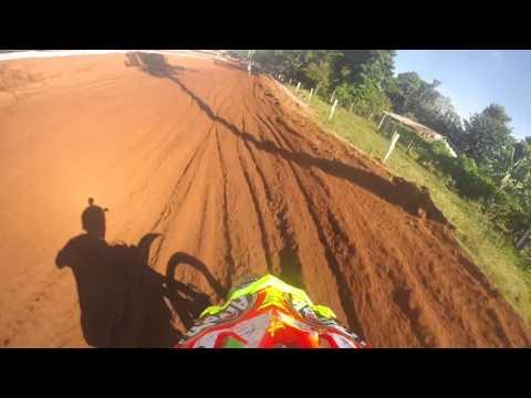 Carlos Eduardo #317 - Brasileiro de Velocross 2016 - Sete Quedas MS - VX1