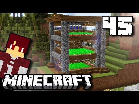 """3 TINGKAT"" Farm Otomatis ! - Minecraft Survival Indonesia #45"