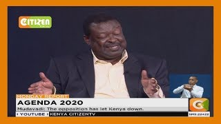 Mudavadi: My anchor [If I was the president] would be a good economy