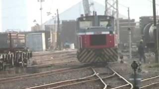 大阪臨港線・浪速貨物駅