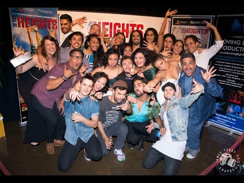 In The Heights - Australian Premiere