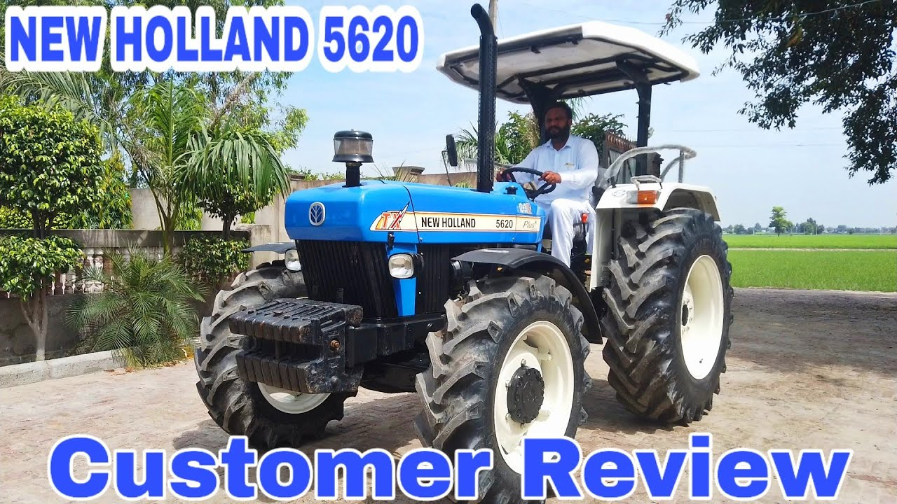 New Holland 5620 | Customer Review and Specifications